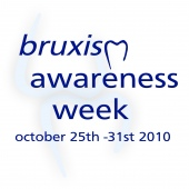 Bruxism Awareness Week Logo