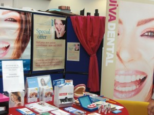 Jiva Dental Exhibit