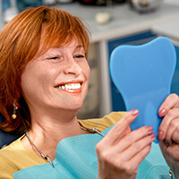 Cosmetic Dentures Treatment