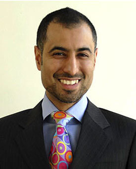 Dr Bob Bhamra
