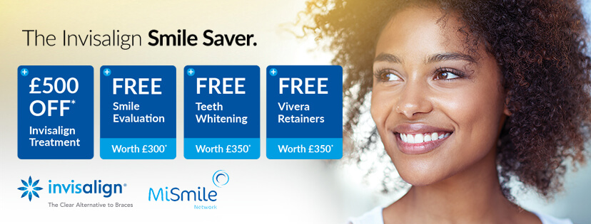 MiSmile Network Invisalign Offer