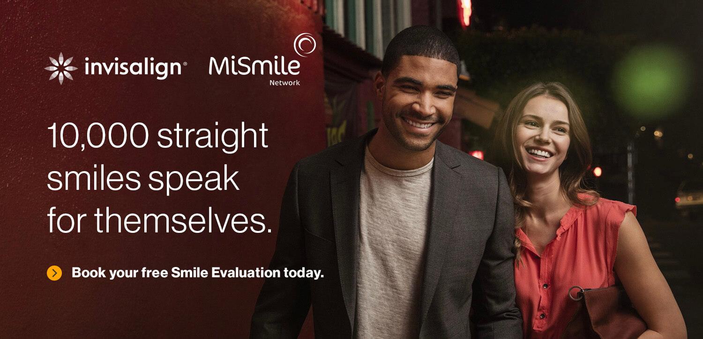 10,000 Straight Smiles Speak for themselves