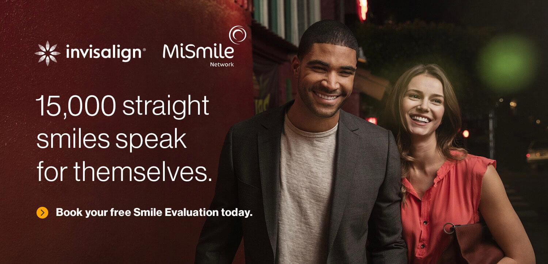 15000 Straight Smiles Speak for themselves